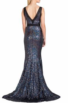 Shoptiques Product: Sleeveless Sequin Gown