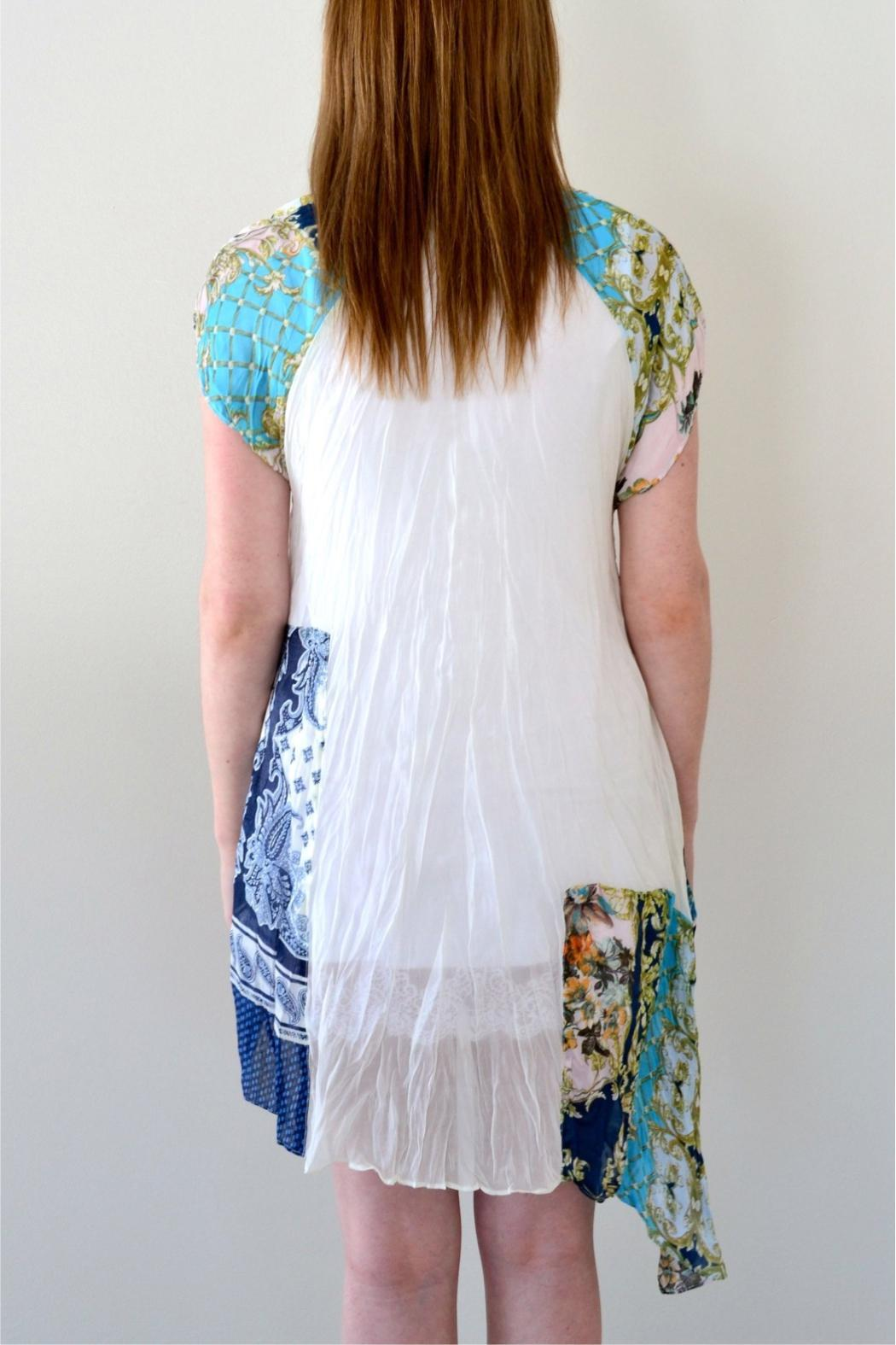Aratta Silent Journey Multi Print Tunic From Florida By