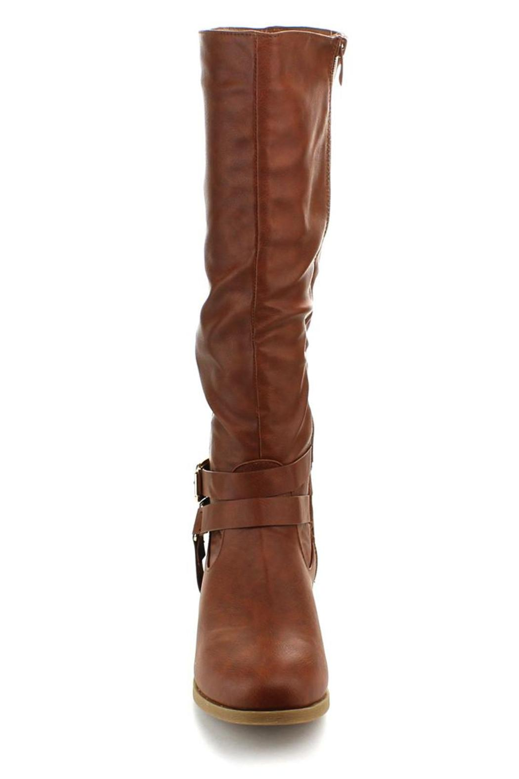 Top Moda Land Riding Boot - Front Full Image