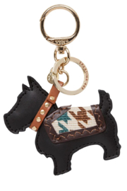 Spartina 449 Bag Charm-Keychain - Front cropped