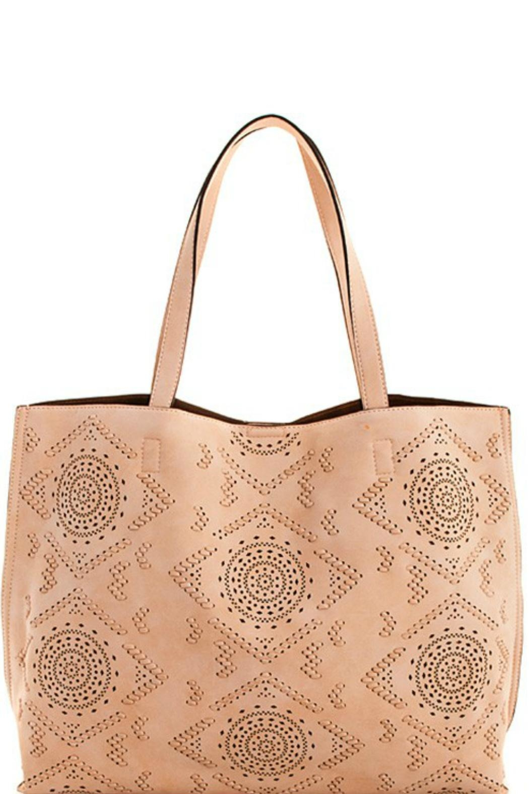 Bag Boutique Shopper Purse - Front Cropped Image