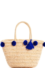Bag Boutique Straw Tote Bag - Product Mini Image
