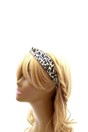 Bag Boutique Twisted Fabric Headband - Product Mini Image