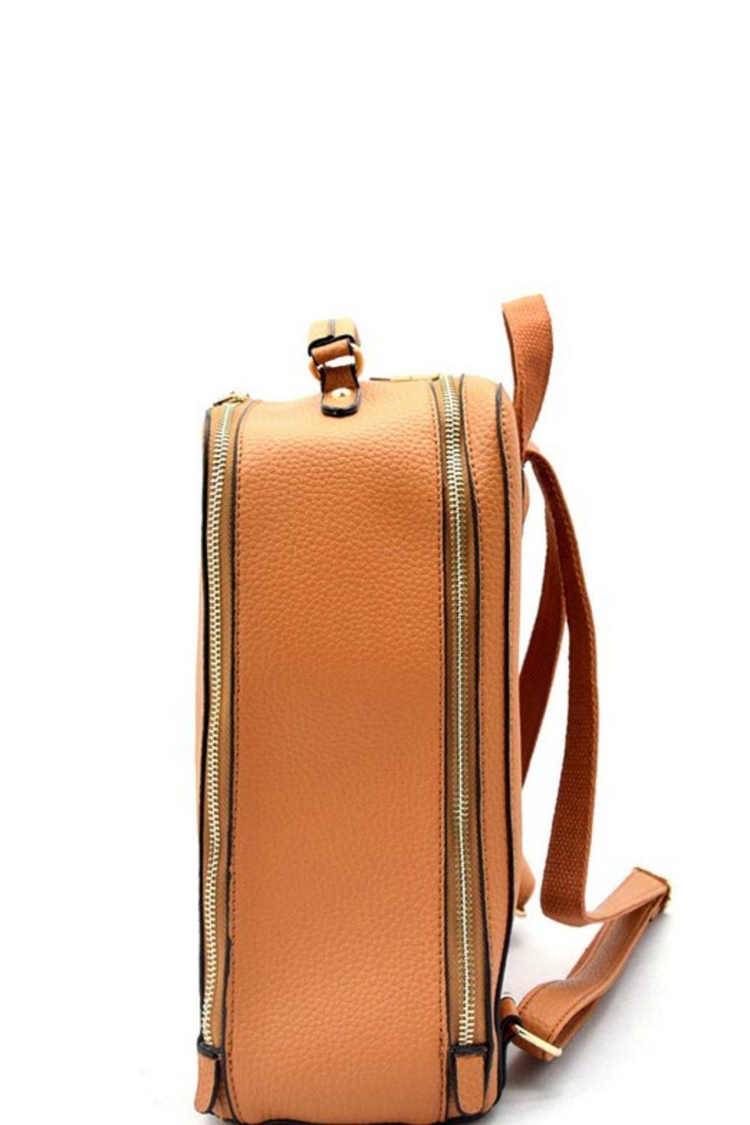 Bag Boutique Two Way Backpack - Front Full Image