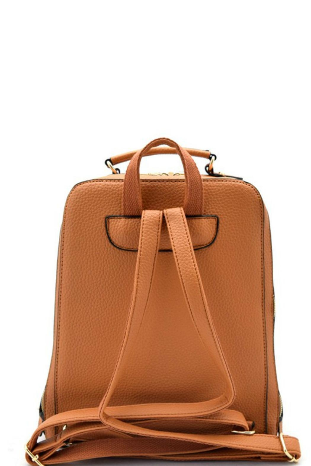 Bag Boutique Two Way Backpack - Side Cropped Image