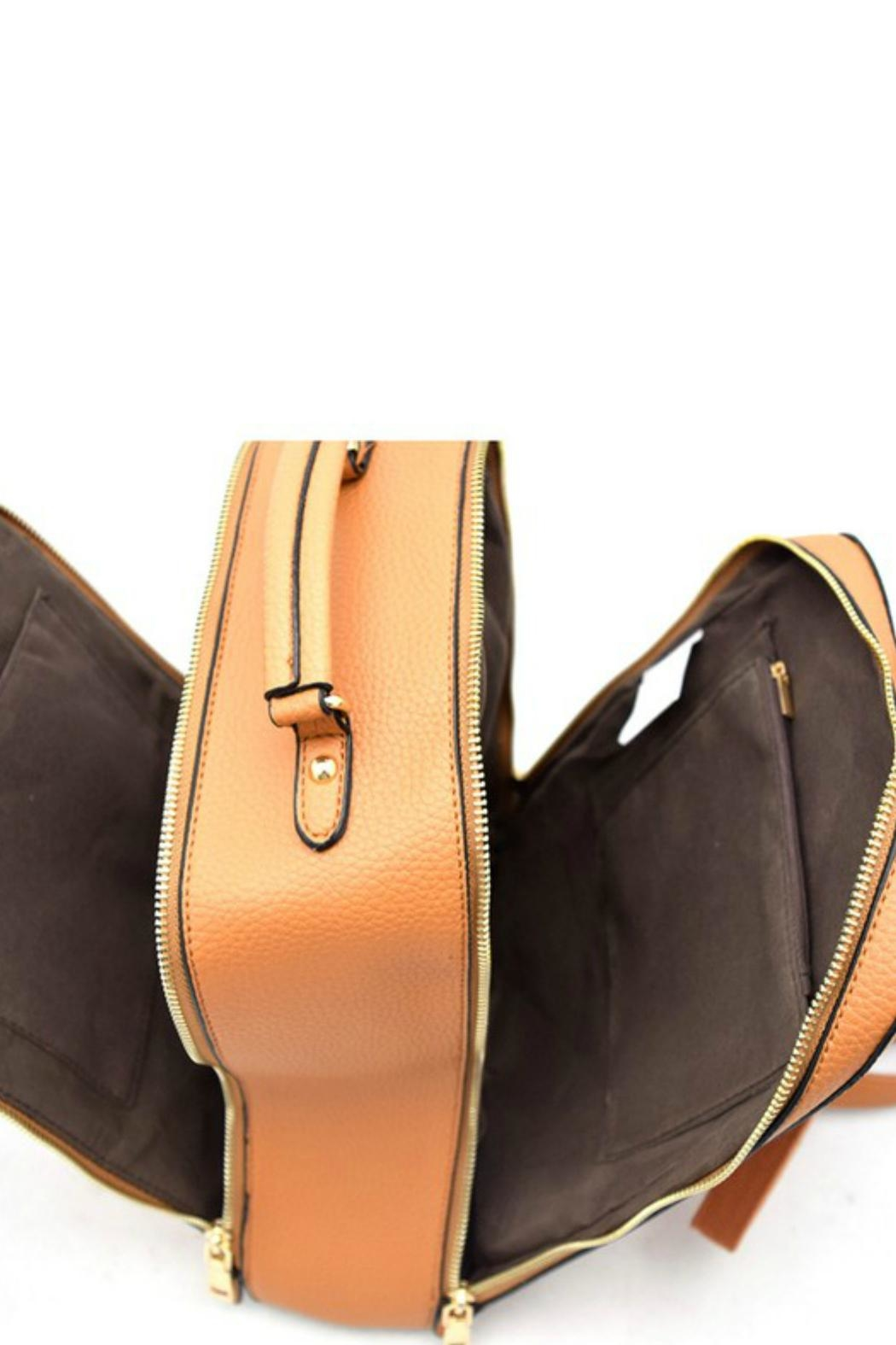 Bag Boutique Two Way Backpack - Back Cropped Image