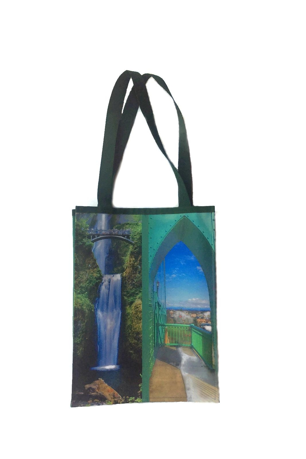 Bag It Totes Portland Tote Bag - Main Image