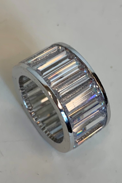 Zirconmania BAGET ZIRCONIA RING - Alternate List Image