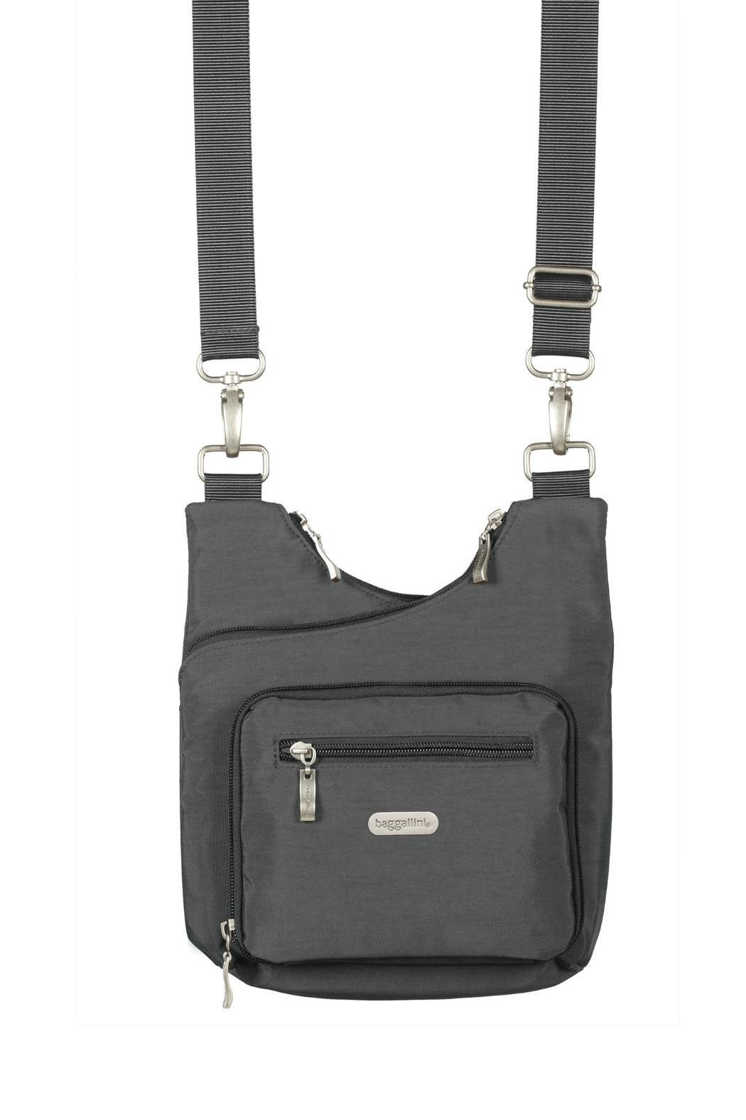 Baggallini Crisscross Crossbody - Front Cropped Image