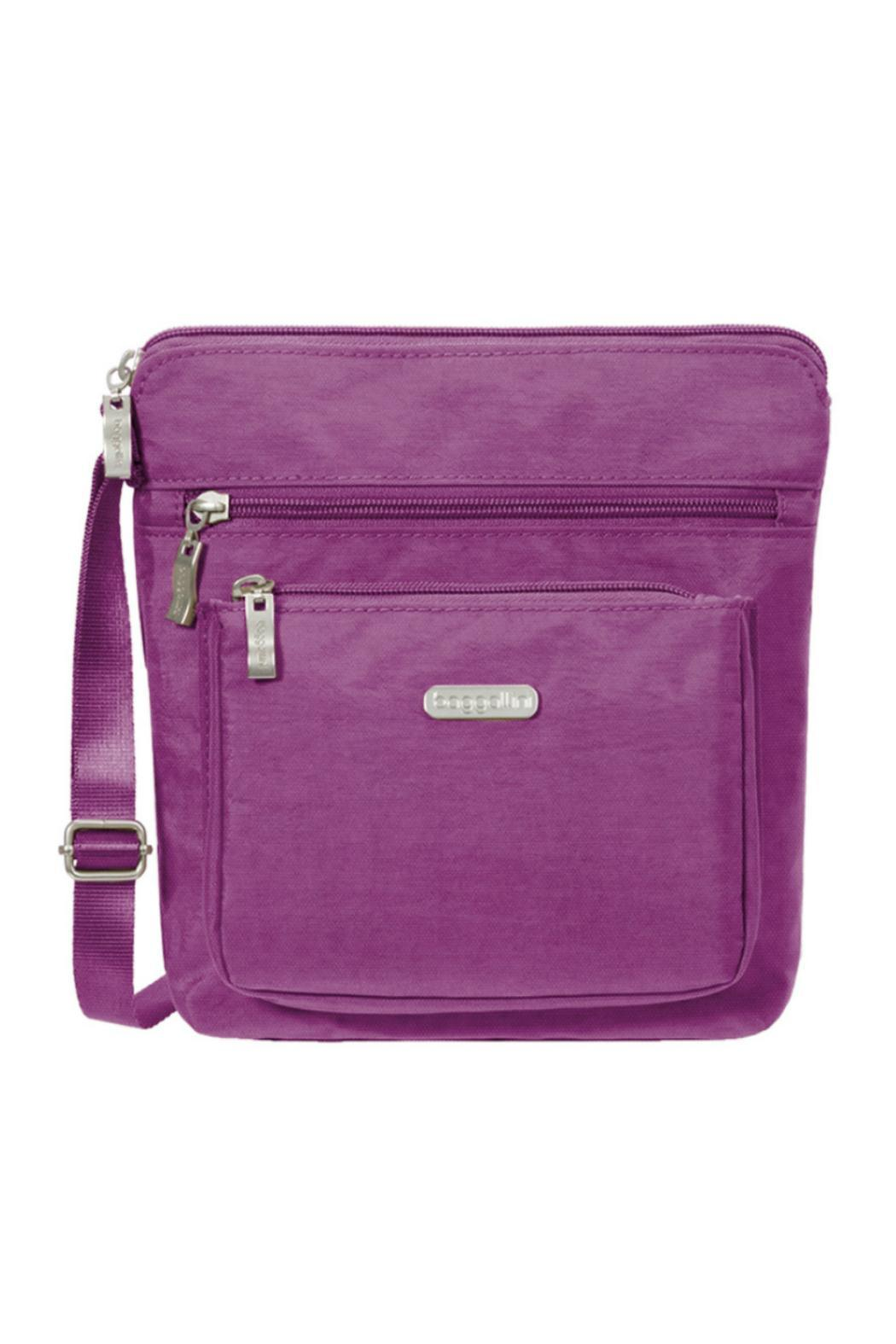 Baggallini Pocket Crossbody - Front Cropped Image