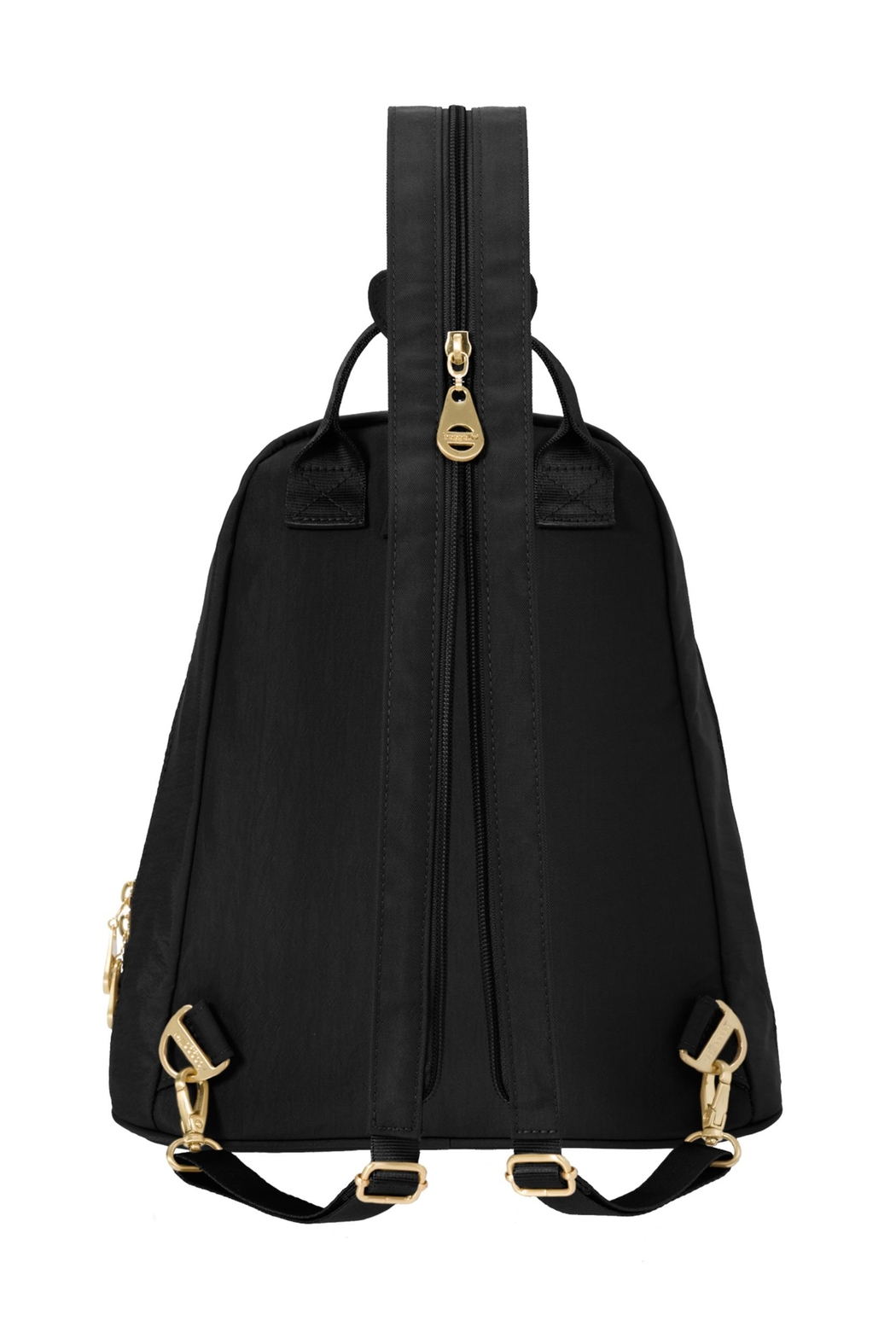 Baggallini Dallas Convertible Backpack - Front Full Image