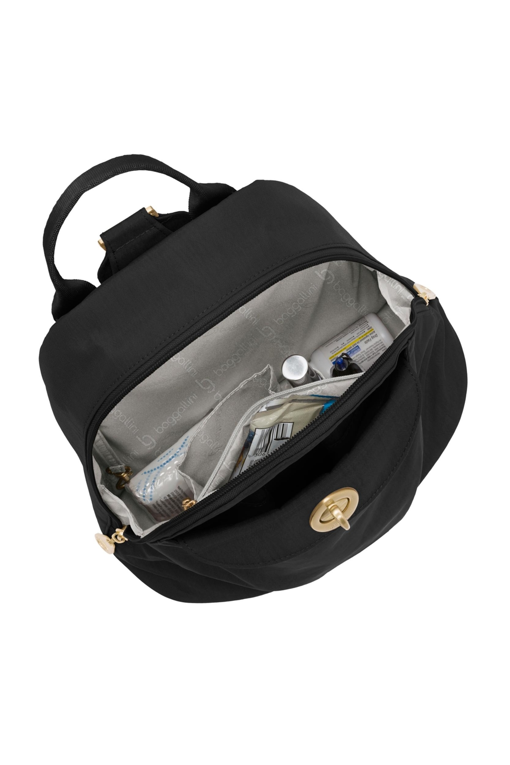 Baggallini Dallas Convertible Backpack - Side Cropped Image