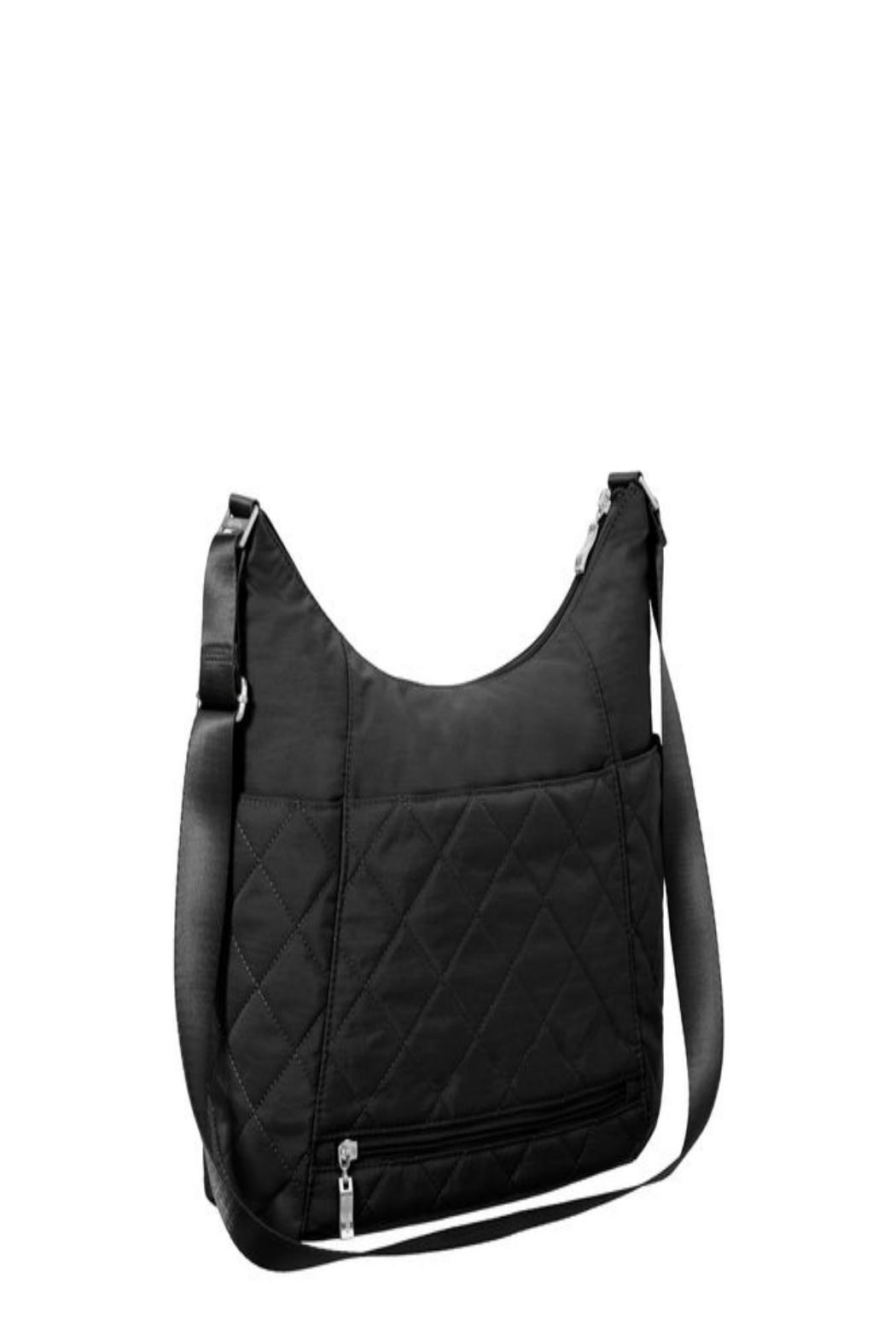 Baggallini Quilted Hobo Tote - Front Full Image