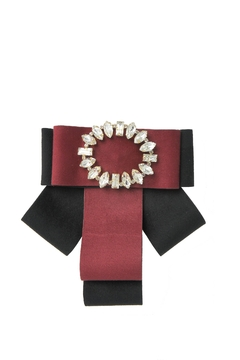 Shoptiques Product: Bow Brooch