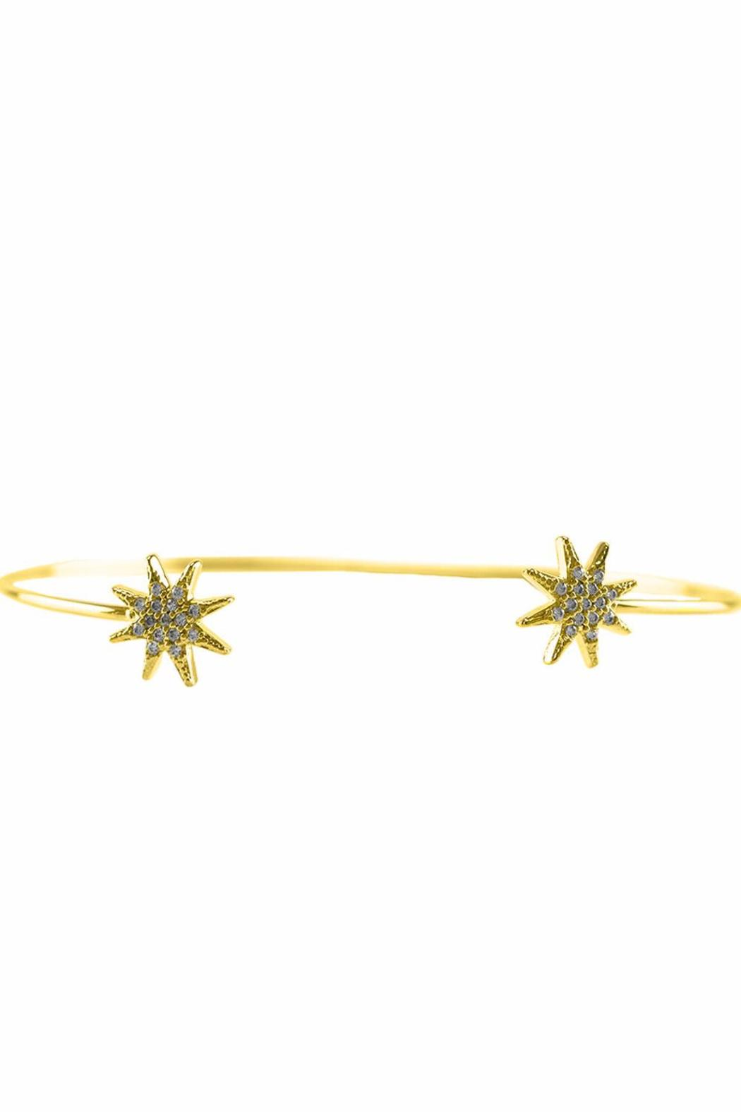 Baggis Accesorios Goldplated Star Bracelet - Main Image