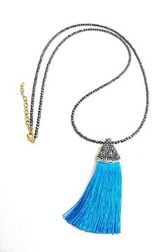 Baggis Accesorios Tassel Necklace - Product List Image