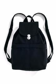 Baggu Black Backpack - Product Mini Image