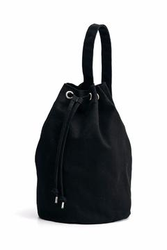 Shoptiques Product: Black Canvas Sling