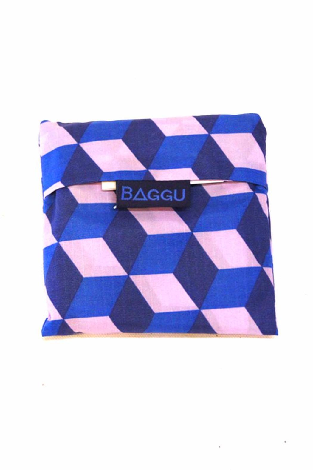 Baggu Reusable Cubes Tote - Front Cropped Image