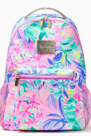 Lilly Pulitzer  Bahia Backpack 003036 - Product Mini Image