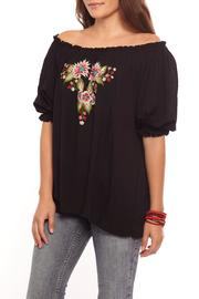 Baik Baik Folklore Embroidered Blouse - Product Mini Image