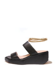Cecelia New York Baileves Wedge Sandal - Front cropped