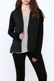 Bailey 44 Raw Edge Blazer - Product Mini Image