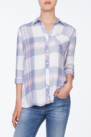 Beach Lunch Lounge Bailey Flannel Shirt - Product Mini Image