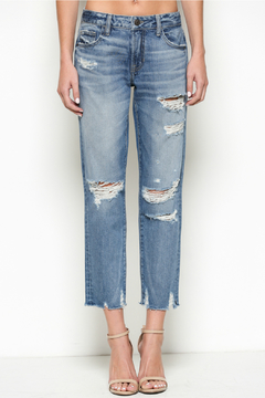 Hidden Jeans Bailey slim boyfriend jean - Product List Image