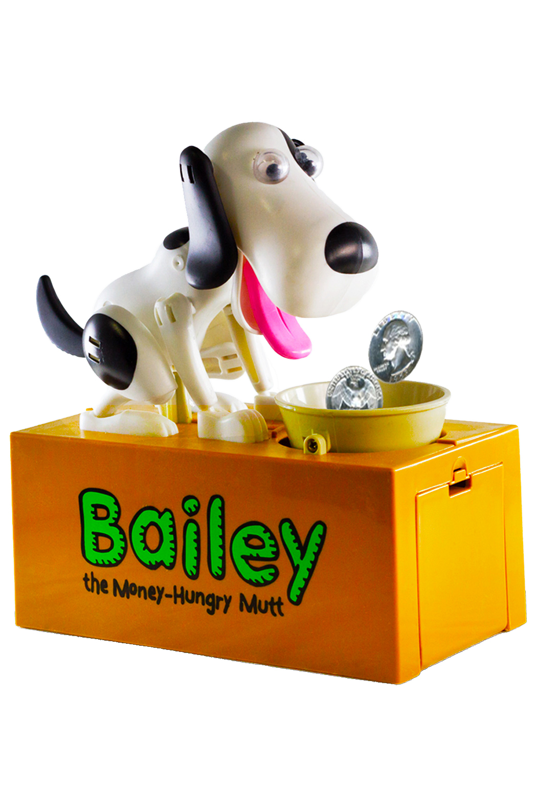 Leading Edge Novelty Bailey The Money-Hungry Mutt - Main Image