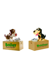 Leading Edge Novelty Bailey The Money-Hungry Mutt - Side cropped