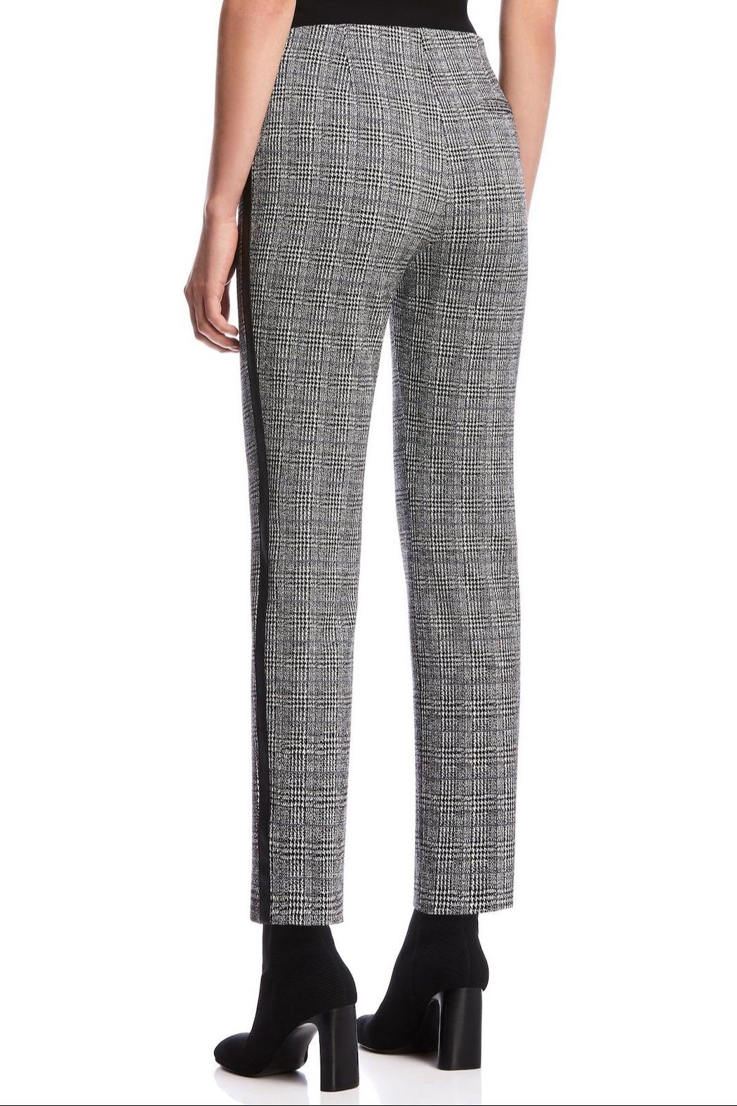 Bailey 44 Aubrey Plaid Pant - Side Cropped Image