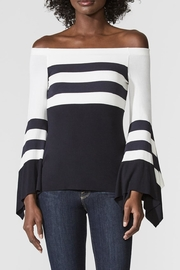 Bailey 44 Bluebell Top - Front cropped