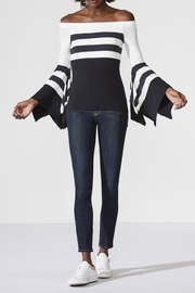 Bailey 44 Bluebell Top - Side cropped