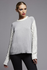 Bailey 44 Cable Knit Sweater - Product Mini Image