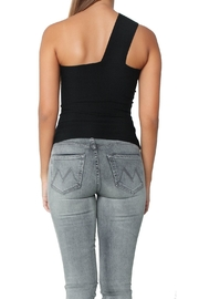 Bailey 44 Fitted Sleeveless Top - Back cropped