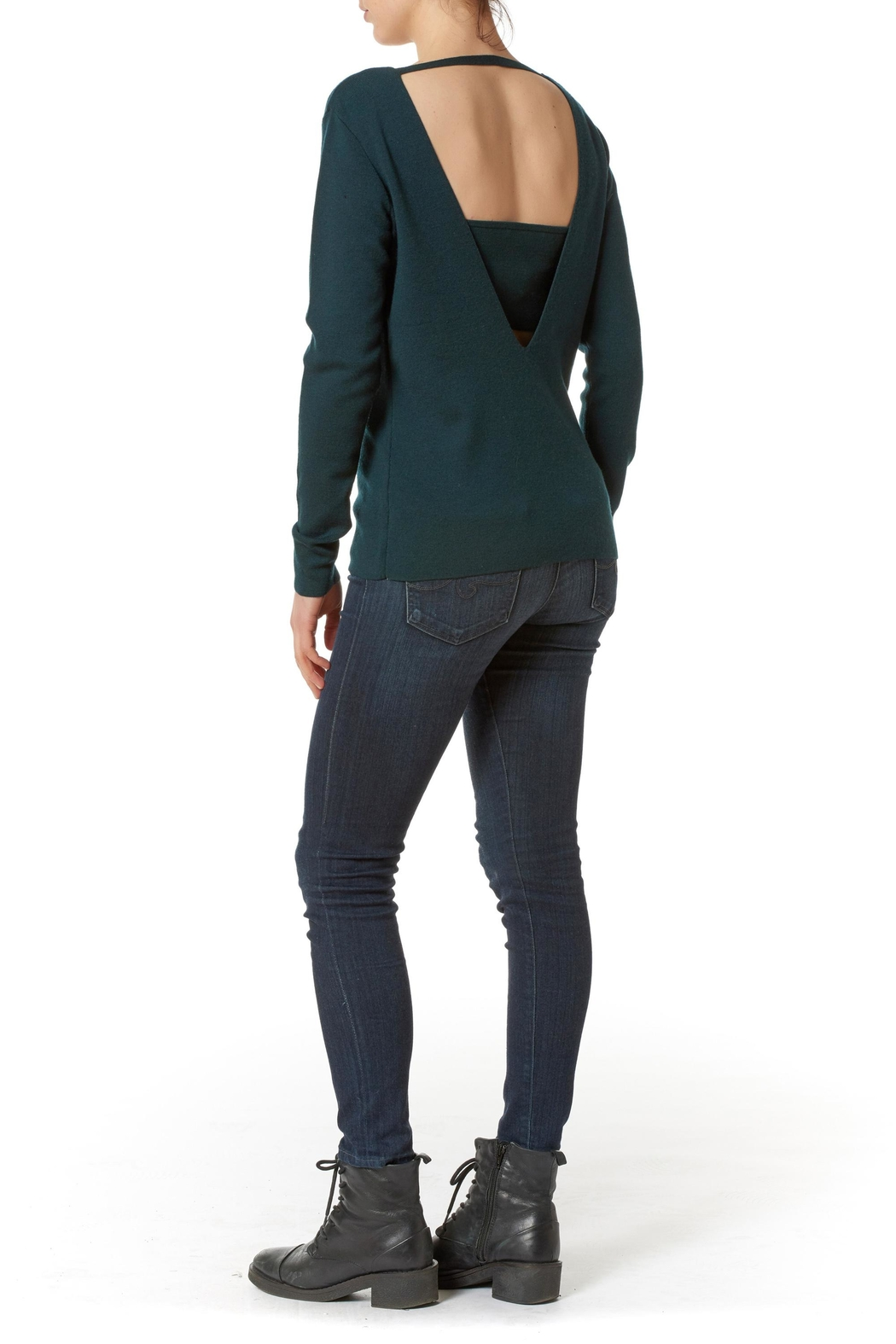 Bailey 44 Covenant Cutout Sweater - Front Full Image