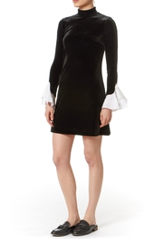 Bailey 44 Dark-Side Velvet Dress - Product Mini Image