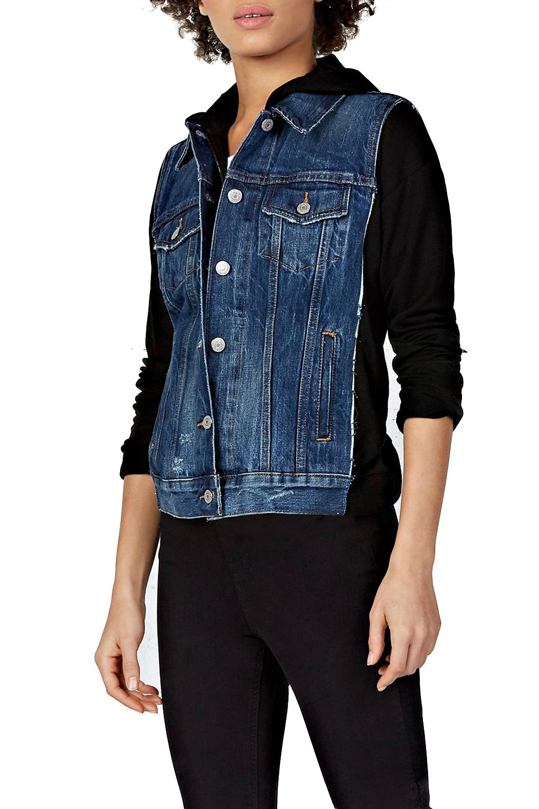 Bailey 44 Denim Terry Jacket - Main Image