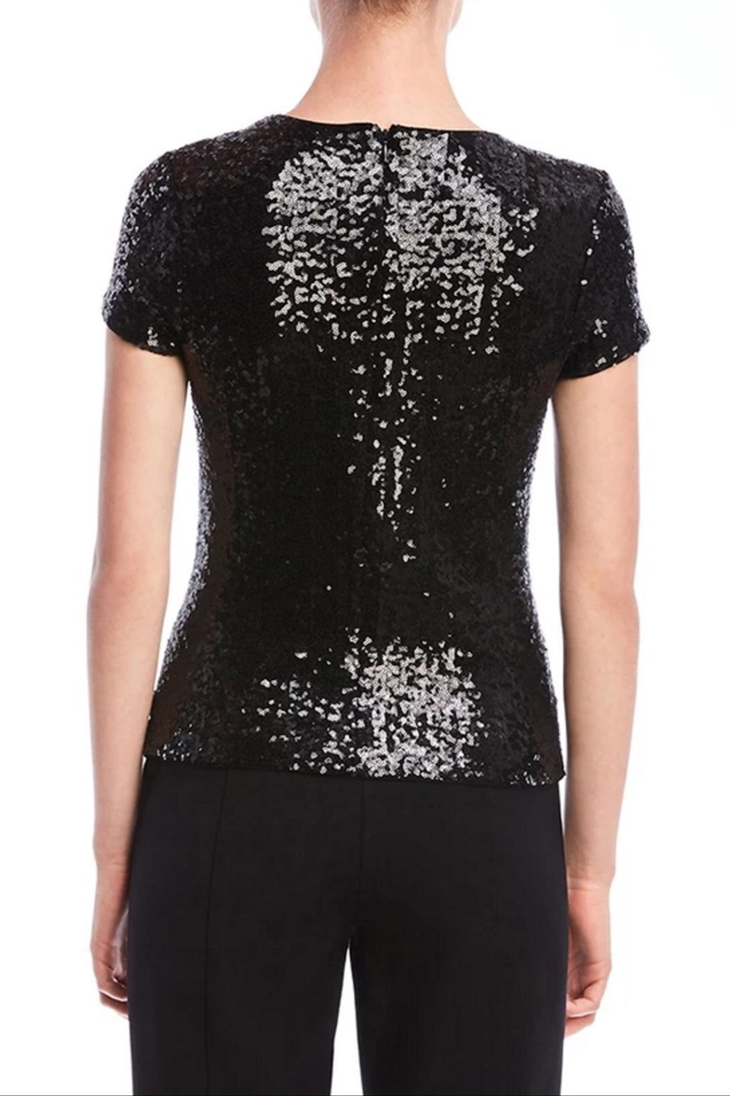 Bailey 44 Edie Sequin Top - Side Cropped Image