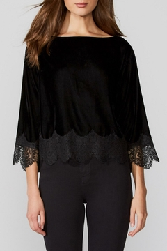 Shoptiques Product: Fade-To-Black Top