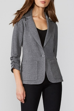 Shoptiques Product: Fleece Blazer