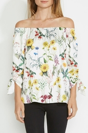 Bailey 44 Floral Off the Shoulder - Product Mini Image