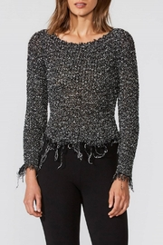 Bailey 44 Fringe Sweater - Product Mini Image