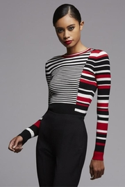 Bailey 44 Graphic Knit Sweater - Product Mini Image