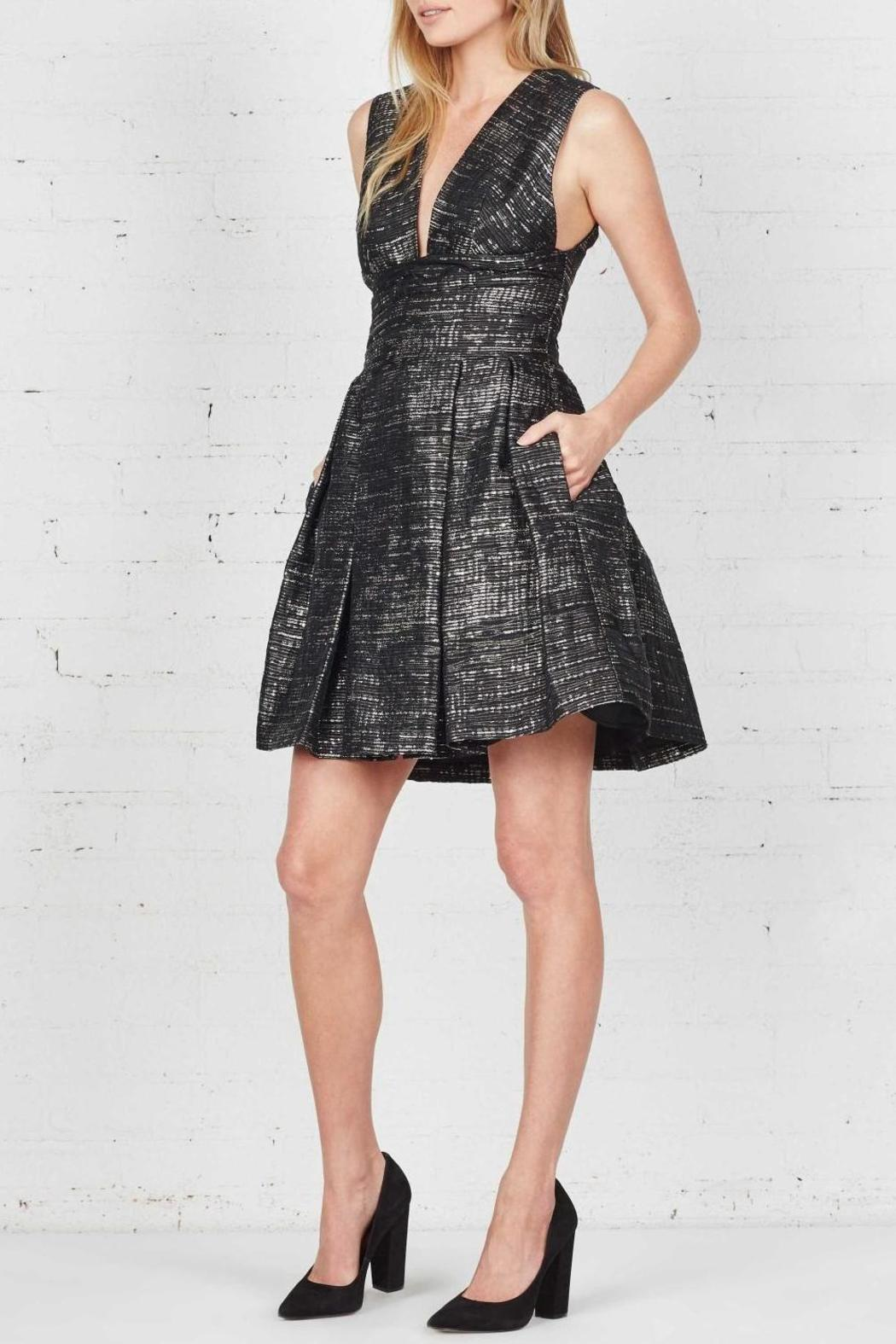Bailey 44 Keep On Dreaming Dress - Front Cropped Image
