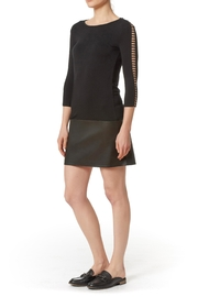 Bailey 44 Kendo Faux-Leather Dress - Product Mini Image