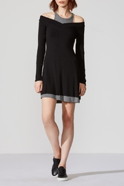 Bailey 44 Layered Jersey Dress - Product Mini Image