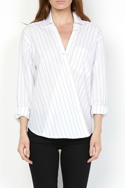 Bailey 44 Menswear Blouse - Product Mini Image