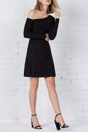 Bailey 44 Open Shoulder Dress - Product Mini Image